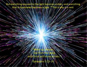 Eph. 5 13-14 2014 1