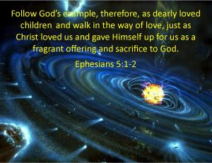 Follow God's example 2014 1