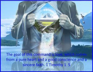 1 Timothy 1  5
