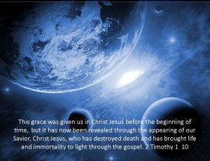 2 Timothy 1  10