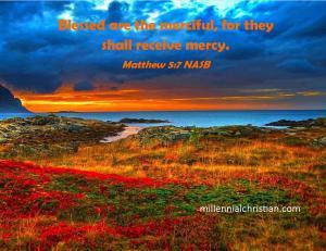 Matthew 5 7 NASB